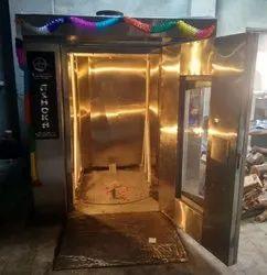 Wooden Fire Bakery Oven Manufacturer