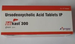 Ursodeoxycholic Acid Tablet, Udikast 300