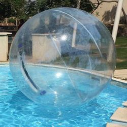 Aqua Zorbing Ball