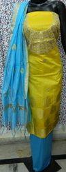 Banarasi Gota Patti Ladies Suit