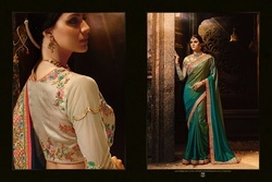 Party Wear Lehenga Saree
