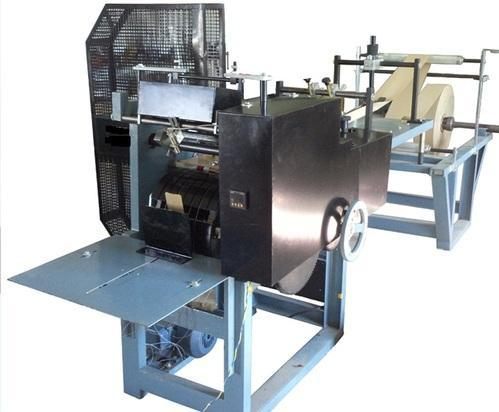 Senior Level 1 Paper Cover Fully Automatic Machine