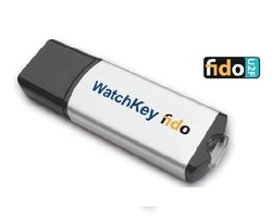 WatchKey FIDO 22F (Universal Second Factor) Authetication