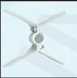 Sharp Pump Fan