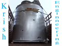 SS Cladding Mixing Vessel
