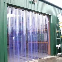 Freezer Polar PVC Strip Curtain
