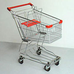 Trolley Shopping Basket
