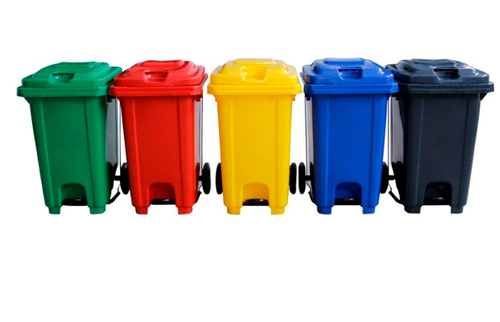 Trash Bin Manufacturer Plastic