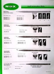 Ophthalmic Phaco Surgery Blades