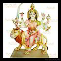 Religious Durga Statue