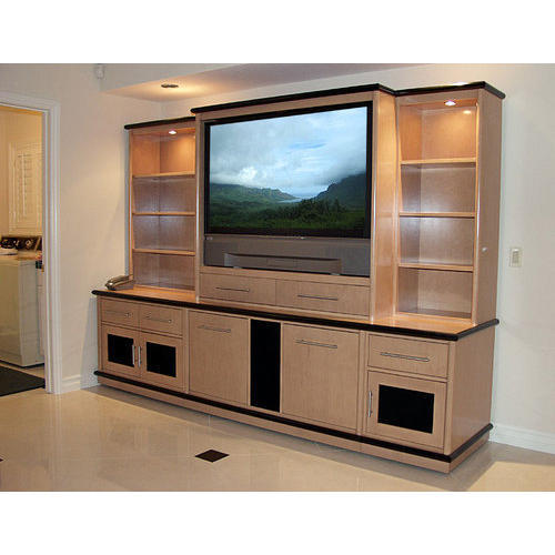LCD Wooden Cabinet Manufacturer From Vadodara
