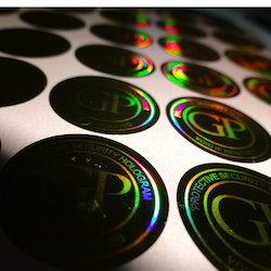 Promotional Hologram Sticker