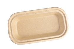 500 Ml Oval Container