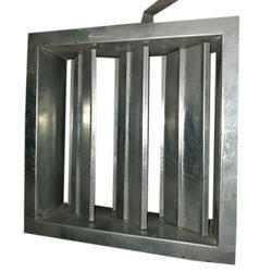 Mild Steel Air Volume Damper