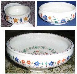 Marble Inlay Bowl