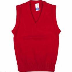 School Sweater Sleeveless School Sweater Manufacturer From Delhi