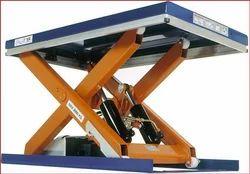 Pit Mound Hydraulic Scissor Lift