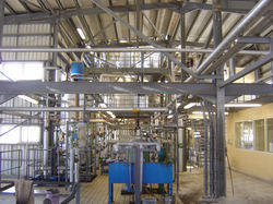 Edible Oil Refinery For Food Industry