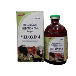 Meloxicam injection (Vet) 5 mg/ml