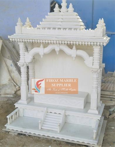 Marble Home Temple White Home Temple Manufacturer From