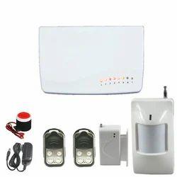 GSM Home Security Burglar Alarm System