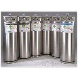 Cryogenic Gas Cylinder