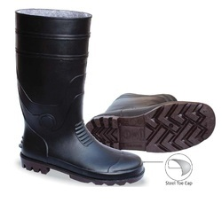 Construction Safety Gumboot
