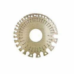 Disc Type Wire Gauge