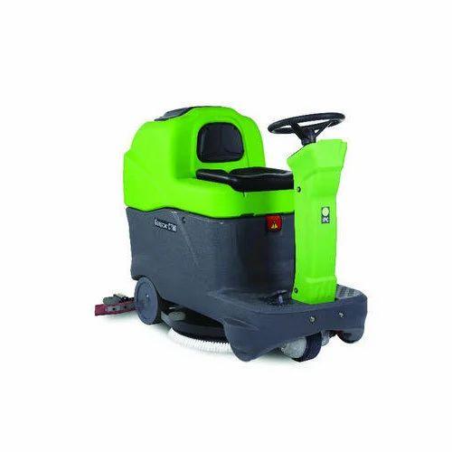 Floor Scrubber CT80 Rider Floor Scrubber Manufacturer from Ernakulam