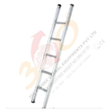Wall Support Ladder With Flat Step