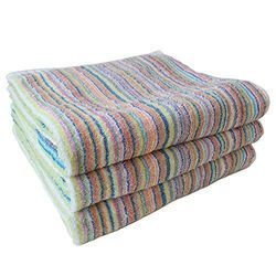 Stripe Bath Towels
