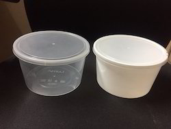 500ml Plastic Food Container