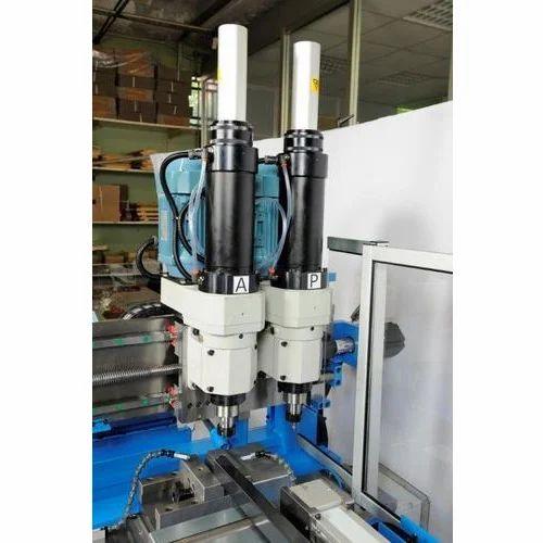 Tube Punching Machines Pipe Drilling Machine Service