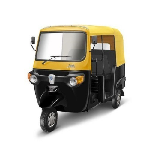 Auto Rickshaw Piaggio Ape City Smart Petrol Auto Rickshaw