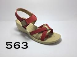 Lehar PU Ladies Sandal