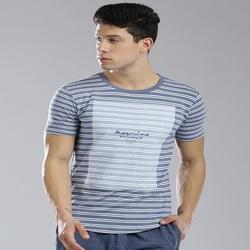 Mens Fashion Stripes T Shirt