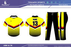 T 20 Cricket Apparel