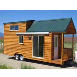 Wooden Portable Cabin