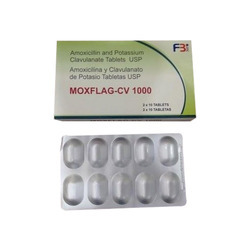 Amoxicillin Clavulanate Tablet 625mg & 1000mg