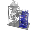 Skid Mounted Thermic Fluid Heater