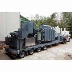 Mobile Substation Transformer