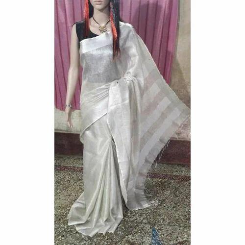 30898d7d937 Tissue Linen Saree - Tissue Lenin Saree Manufacturer from Bhagalpur