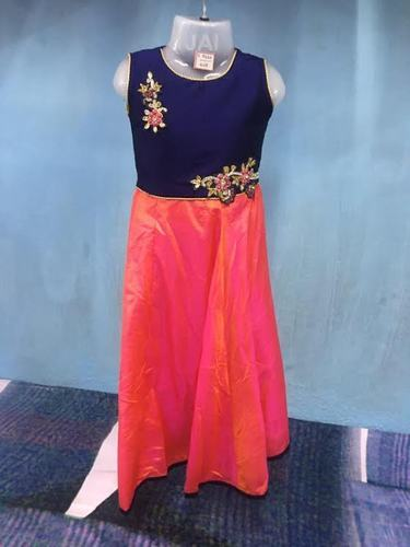 d9653320bb86 Baby Girl Party Wear Dress - Baby Girl Designer Dress Manufacturer ...