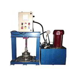 Digital Control Hydraulic Machine
