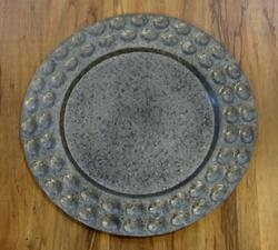 Galvanised Charger Plate
