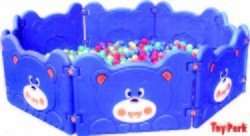 Jumbo Ball Pool (8 Pcs Set) Without Balls (PE 112)