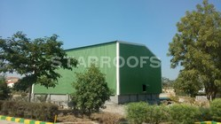Roofing Shed Sports Club
