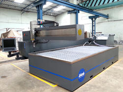 CNC Waterjet Profile Cutting Machine by Jetcot