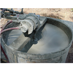 Ultrafine Cementitious Grout