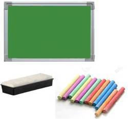 Green Glass Chalk Board